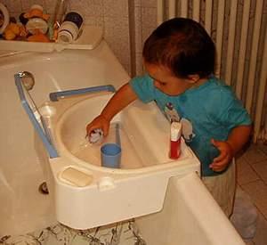 Organiser la maison d un petit montessorien tout - Comment faire une toilette complete au lit ...