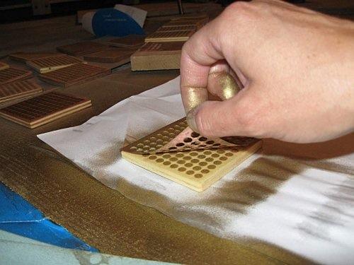 une semaine compl te de fabrication de mat riels. Black Bedroom Furniture Sets. Home Design Ideas